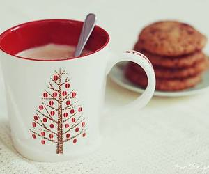 Cookies, christmas, and cup image