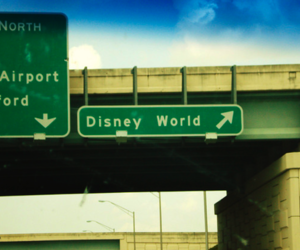 disney and disney world image