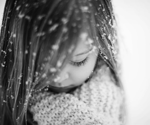 snow, cold, and winter image