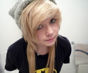 girl, readyb3k, and hair image