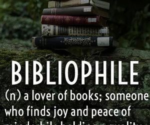 book and bibliophile image