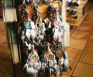 dreamcatcher, Dream, and hipster image