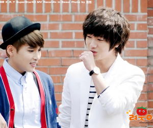 super junior, yesung, and ryewook image