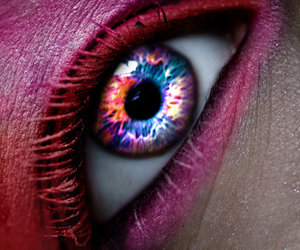 eye and makeup image