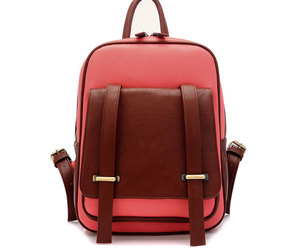 school bag and new style travel leisure image