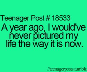 teenager post and life image