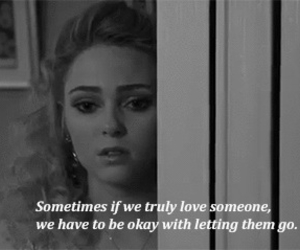 quote, love, and the carrie diaries image