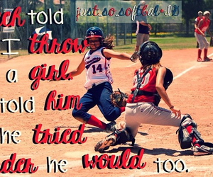 51 Images About Softball On We Heart It See More About Softball