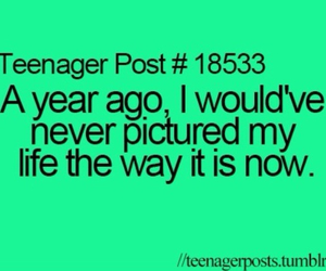 teenager post and life image
