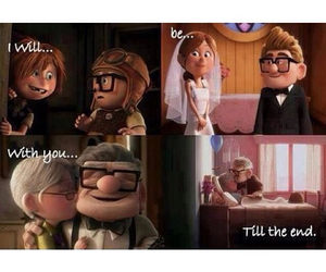 love, up, and forever image