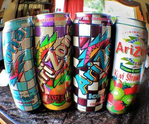 arizona, drink, and tea image