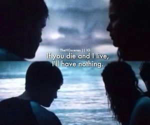 catching fire and love image