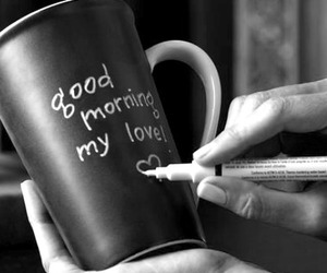 love, good morning, and morning image