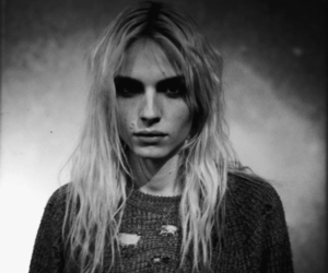 model, separate with comma, and andrej pejic image