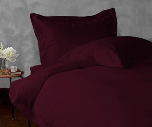 bed linens, bed sheet, and wine image