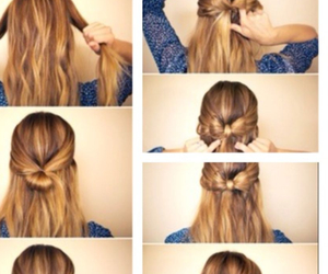 hairstyle and stepforstep image
