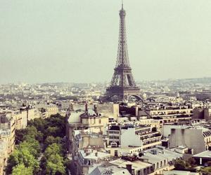 city, paris, and quote image