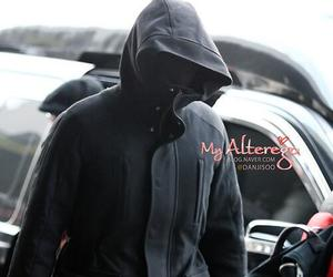 airport, taecyeon, and black image