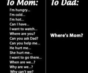 daddy, lol, and mommy image