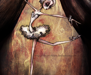 ballerina and cute image