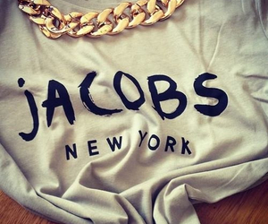 fashion, jacobs, and new york image