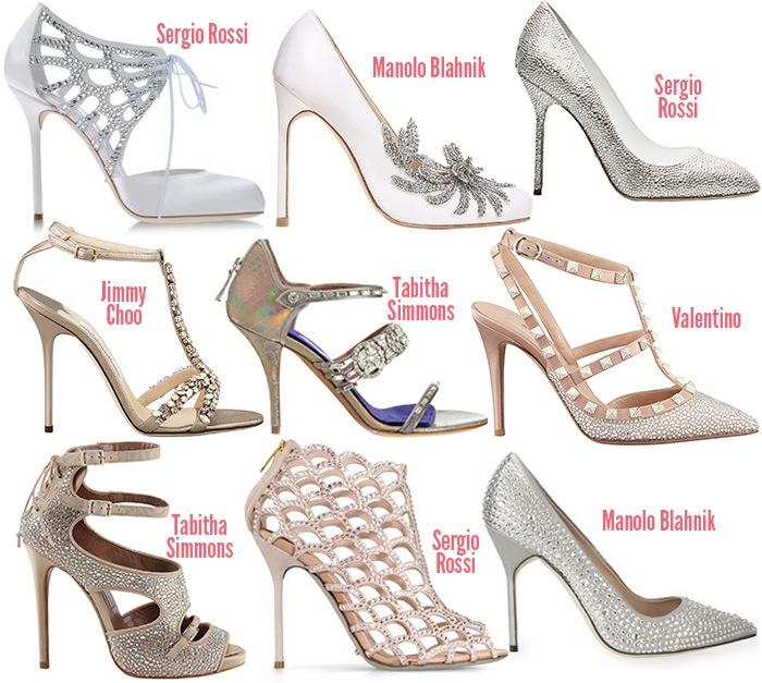 Best designer wedding shoes 2013 on we heart it junglespirit Image collections