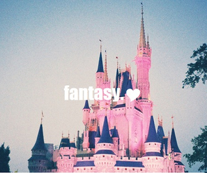 disney, fantasy, and pink image