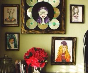 art, cd, and decor image