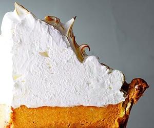 food, pie, and dessert image