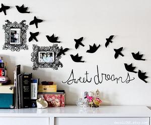bird, Dream, and room image