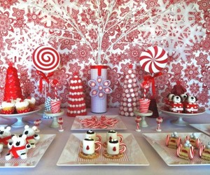 christmas and dessert image