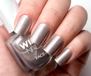 nail lacquer, nails, and swatches image
