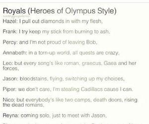 percy jackson, annabeth chase, and heroes of olympus image