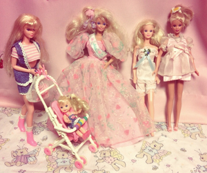 barbie and sweet image