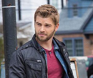 mike vogel, under the dome, and barbie image