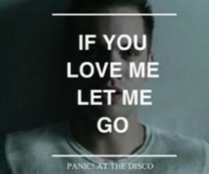 panic! at the disco, this is gospel, and patd image