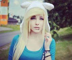 adventure time, cosplay, and finn image