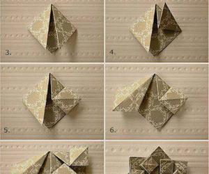 origami, diy, and Paper image