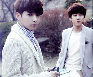 kyuhyun, super junior, and ryeowook image
