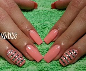 nails, shine, and sparcle image