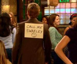 Barney Stinson, how i met your mother, and swarly image
