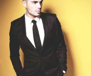 sexy, the wanted, and max george image
