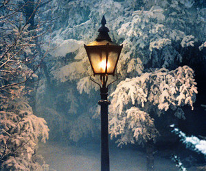 light, narnia, and snow image