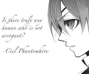 anime, kuroshitsuji, and quotes image