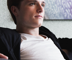 hunger games, catching fire, and josh hutcherson image