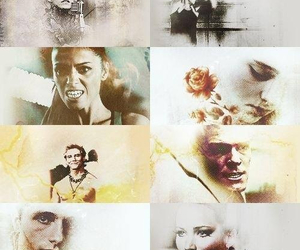 omg!, the hunger games, and katniss image