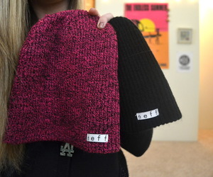 neff, beanies, and tumblr image