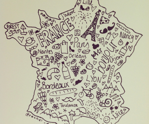 country, doodle, and drawing image