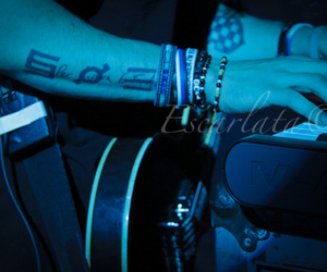 30 seconds to mars, music, and tattoo image