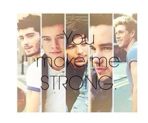 one direction, strong, and liam payne image